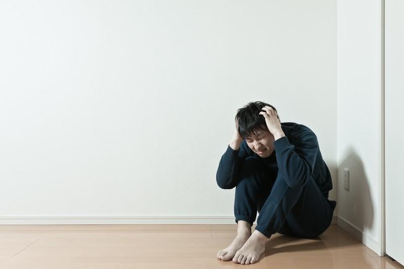 低気圧でうつ病が悪化